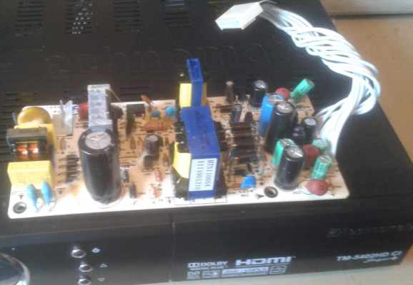 5402HD Power supply